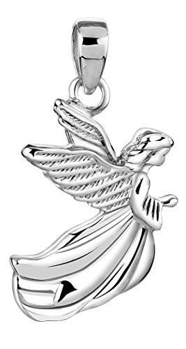 Nenalina Engel-Anhänger in 925 Sterling Silber für Damen Kette oder Halskette, 361336-900