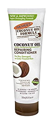 Palmer's Coconut Oil Formula Conditioning Shampoo for Dry, Damaged or Color Treated Hair, 13.5 fl. oz. (Pack of 2)