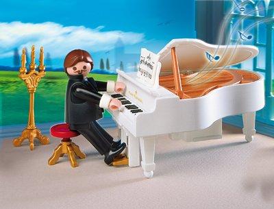 Playmobil 4309 - Pianospieler