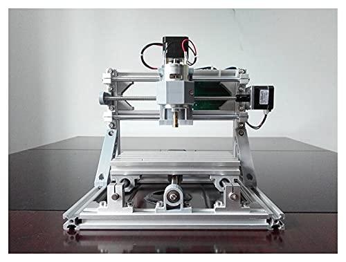 robots master CNC 1610 Grbbl Control DIY Mini Mini CNC Máquina, área de Trabajo 16x10x4.5cm, Fresadora PCB de 3 Ejes, Enrutador de Madera, Router CNC