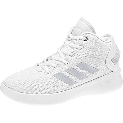 Adidas CF Refresh Mid W, Zapatillas de Deporte para Mujer, Blanco (Ftwbla/Griuno/Plamet 000), 44 EU