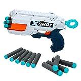X-Shot - Pistola Reflex + 16 dardos