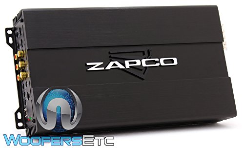 Best Price Zapco ST-204D SQ 4-Channel Class D Amplifier