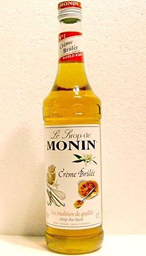 Monin Sirup Créme Brûlée, 0,7 Liter