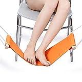 Fußhängematte Fußstütze Setzen Sie Ihren Fuß auf der Hängematte unter dem Schreibtisch...