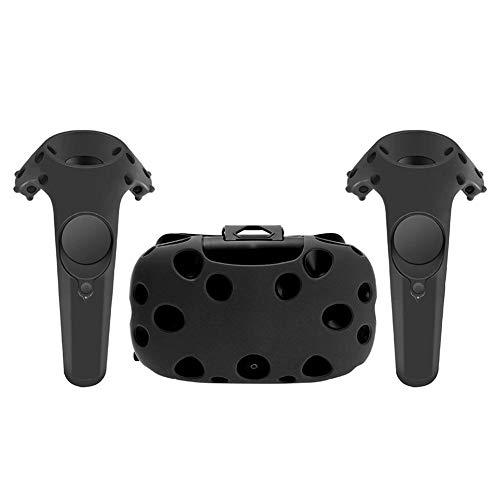 Oddity Silikon-Schutzhülle für HTC Vive, schweißbeständige, rutschfeste, bruchsichere Hülle für den Controller des HTC Vive Pro
