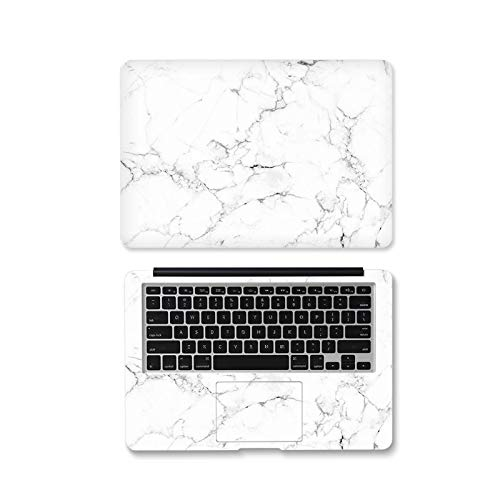 Peach-Girl Colourful Marble DIY Laptop Sticker for Macbook Air 11 Air 13.3 2020 Pro 13 / HP / Dell / Lenovo - WM-011-12