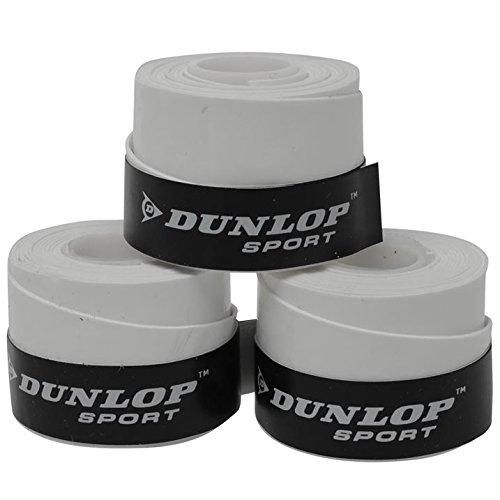 Overgrip Dunlop Blanco: Amazon.es: Deportes y aire libre