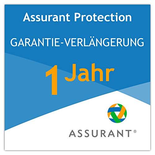1 Jahr Garantie-verlängerung für ein Büroelektronik gerät von €150 bis €199,99