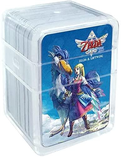 NFC-Karten von Zelda Skyward Sword für Switch/Switch Lite/Wii U (MIni-25P)
