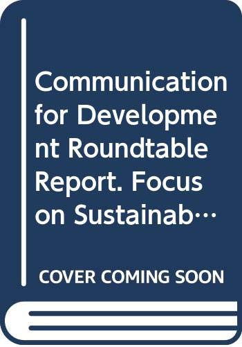 Communication for Development Roundtable Report