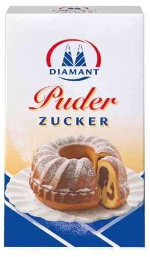 Diamant Puderzucker, 14er Pack (14 x 250 g Packung)