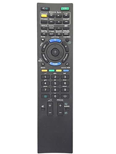 Mando a Distancia de repuesto Sony KDL-40EX600 televisor Bravia: Amazon.es: Electrónica