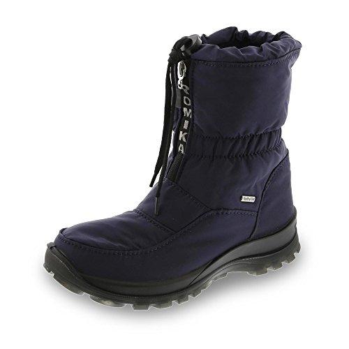 Romika Alaska 118, Boots femme - Bleu, 37 EU