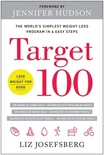 Target 100 The World s Simplest Weight Loss Program in 6 Easy Steps product image