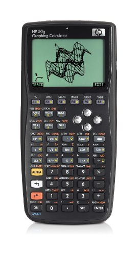 HP 50g Graphing Calculator
