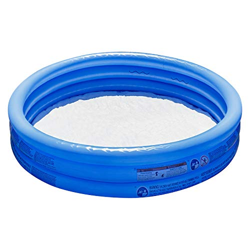 Shopping Hero Planschbecken 122x25cm von Bestway, 3 aufblasbare Ringe, für Kinder ab 2 Jahren , inkl. 100...