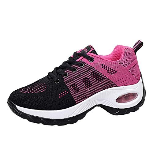 Alikey Sneakers, ademend voor vrouwen tijdens het sporten, espadrilles heren en dames, Air Gym Fitness Sport Sneakers Running meerkleurig ademend