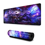 Rumble League Legends Large Gaming Mouse Pad with...