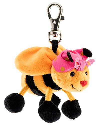 Rudolph Schaffer Bienen-Schlüsselanhänger, weiches Spielzeug
