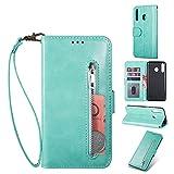 ZTOFERA For Samsung Galaxy A40 Wallet Case, Premium PU