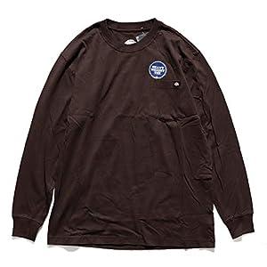 """(ディッキーズ) Dickies HEAVY WEIGHT CREW LONGTEE WL450 ロングTシャツ ロンT 長袖 メンズ ポケット付 [並行輸入品]"""""""