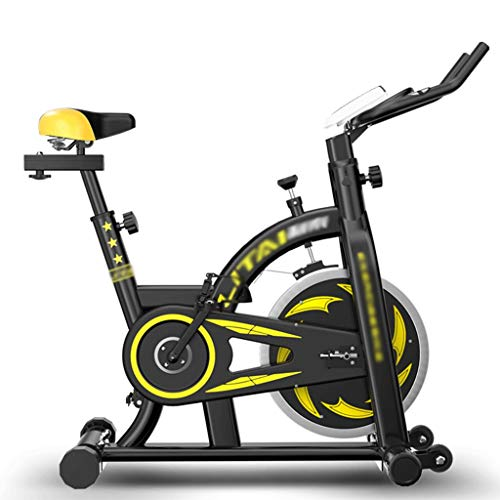 DXIUMZHP Vélos Spinning Velo D'appartement Biking...
