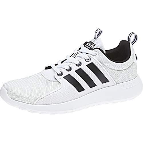 adidas Cloudfoam Lite Racer, Zapatillas de Running para Mujer, Blanco (Ftwwht/Cblack/Cblack 000), 46 2/3 EU