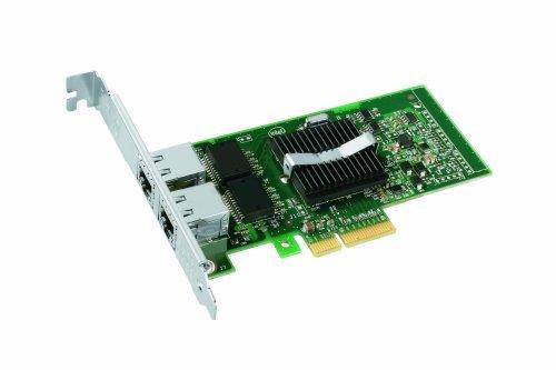Intel EXPI9402PT PRO1000PT PCI Express Dual Port Server Adapter RJ 45 Copper