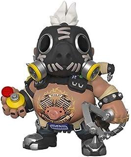 """Funko Pop. Juegos: Overwatch- 6"""" Roadhog, Estándar"""