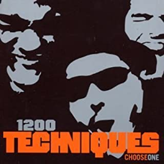 1200 techniques choose one