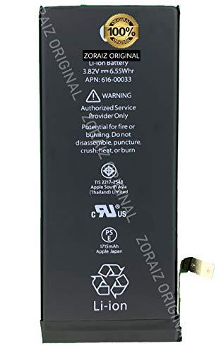 Zoraiz Original 1715mAh Internal Battery for iPhone 6s A1633, A1688, A1691, A1700 with 30 Days Warranty (1715mAh)