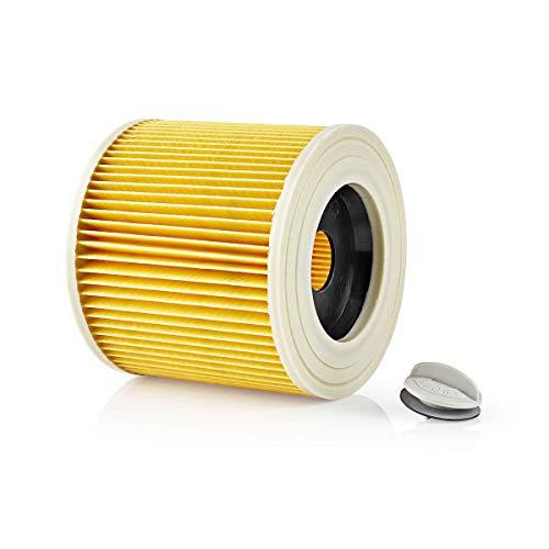 Maxorado Patronenfilter für kompatibel mit Kärcher Mehrzwecksauger Nass Trockensauger Waschsauger WD2 WD3 WD2.200 WD3.200 WD3.300 M WD3.500 P SE 4001 SE 4002 2206 A 2236 X wie 6.414-552.0 (2 Stück)