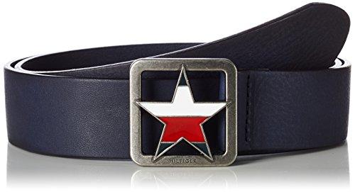 Tommy Jeans Dames Star Plaque 3.5cm riem