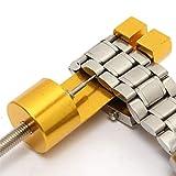 Watch Repair Tool Band Strap Link Pin Remover Metal Spring Bar Portátil Herramientas de ajuste profesional para relojeros