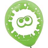 Splatoon® Adventures! 12-inch Latex Balloons - 6 pcs