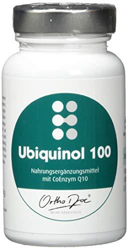 ORTHODOC Ubiquinol 100 Kapseln 60 St Kapseln