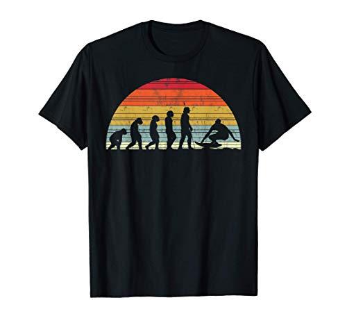 Regalo para el surfista y el windsurfista de la evolución Camiseta
