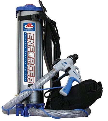 MARSHALLTOWN Drywall & Plastering Texture Sprayer The Enforcer e400