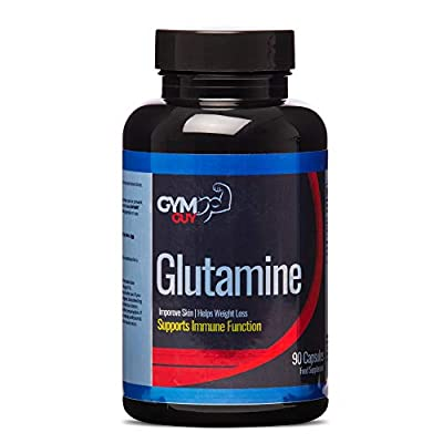 Glutamine for Women and Men 3 Month Supply by GYM GUY