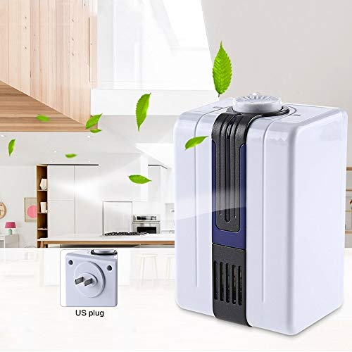Buy Discount Humidifier Home Air Purifier Remove Formaldehyde Smoke Dust Negative Ion Purifier(AC110...