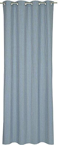 Esprit 70477-080 Rideau à œillets, Weiß, 250 x 140 cm