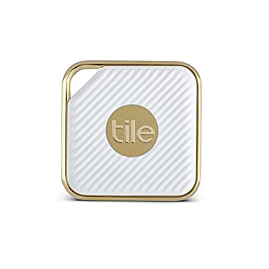 Tile Style - Key Finder. Phone Finder. Anything Finder (Gold) - 1 Pack