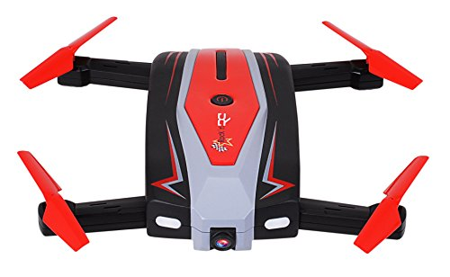 Rockn' RC 8165 Remote Control Spy Drone with First Person Video Camera, Great for Selfies and Video Recording
