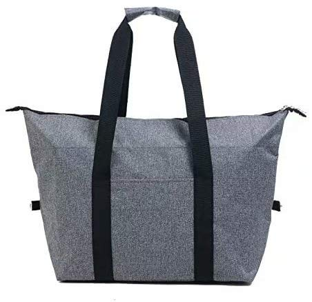 Insulated Reusable Grocery Bag Trackman Waterproof Storage for Cold and Hot Foods Foldable Washable New Grocery Tote Bags