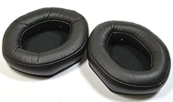 Synsen Replacement XL Memory Earpad Cushions for V-Moda Crossfade Series,Wireless M-100 LP LP2 Vocal Over-Ear Headphones