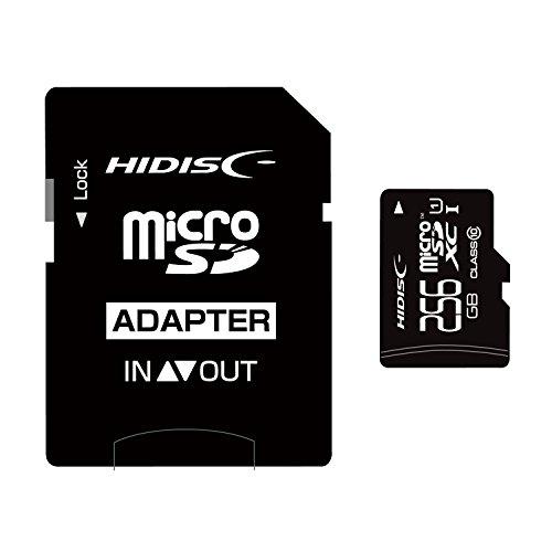 microSDXCカード