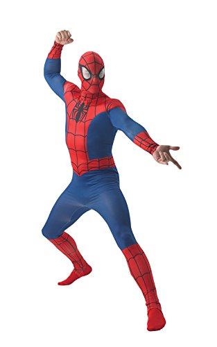 Costume Spiderman Adulto Taglia Standard