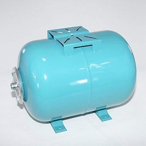 Powermat drukketel expansievat 24 L, 50 L, 80 L, 100 liter membraanketel, EPDM membraan, huiswatervoorziening. 50 Liter
