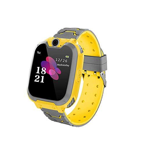 ZHONGYUAN Intelligent polshorloge voor kinderen, waterdicht, intelligent horloge voor kinderen, SOS-baby's, voor het spelen van muziek, spelen